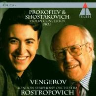 Violin Concertos No 1