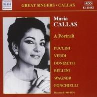 Callas, Maria: A Portrait