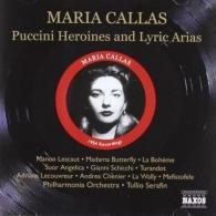 Callas: Puccini Heroines & Lyric Arias