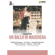 Verdi: Un Ballo In Maschera At Salzburger Festspiele, 1990