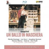 Verdi: Un Ballo In Maschera At Salzburger Festspiele, 1990