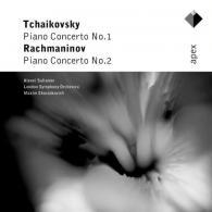 Tchaikovsky : Piano Concerto No.1 & Rachmaninov : Piano Concerto No.2