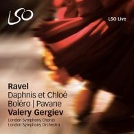 Ravel: Daphnis Et Chloe/Bolero