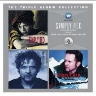 The Triple Album Collection: Picture Book / Blue / Love And The Russian Winter