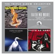 The Triple Album Collection: The Real Thing / Angel Dust / King For A Day Fool For A Lifetime