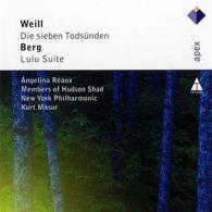 Weill: The 7 Deadly Sins & Berg: Lulu Suite