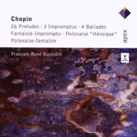 Preludes, Impromptus, Ballades  Apex