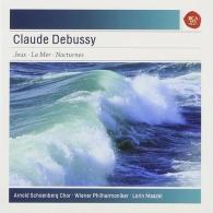 Claude Debussy: La Mer, Jeux, Nocturnes