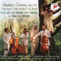 Trout Quintet; Arpeggione Sonata