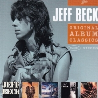 Original Album Classics (There And Back / Flash / Jeff Beck'S Guitar Shop / Who Else! / You Had It Coming)