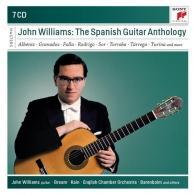 John Williams: The Spanish Guitar Anthol