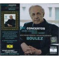 Bartok: 3 Concertos