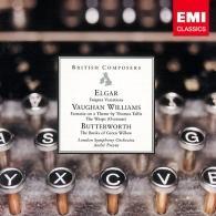 Elgar, Vaughan Williams, Butterworth