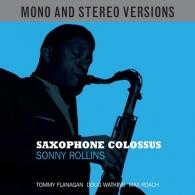 Saxophone Colossus Mono & Stereo