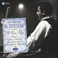 Giuseppe Di Stefano - The Opera Singer
