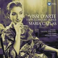 Vissi D'Arte - The Love Songs