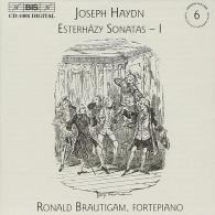 Complete Solo Keyboard Music, Vol.6 - Esterhazy Sonatas I