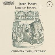 Complete Solo Keyboard Music, Vol.7 - Esterhazy Sonatas Ii