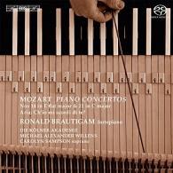 Piano Concertos Vol. 7:  Piano Concertos No.14 & No.21 & Aria: Ch'Io Mi Scordi Di Te? K505