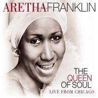 The Queen Of Soul Live From Chicago