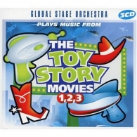 Plays Music From The Toy Story Movies: 1,2,3