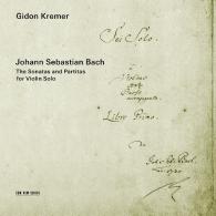 Gidon Kremer (Гидон Кремер): Bach Js: The Sonatas And Partitas For Violin Solo