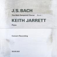 Keith Jarrett (Кит Джарретт): The Well-Tempered Clavier