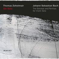 Thomas Zehetmair (ТомасЦетмайр): J.S.Bach Sei Solo