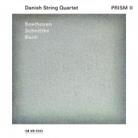 Danish String Quartet (Даниш Стринг Квартет): Prism Ii: Bach, Schnittke, Beethoven