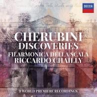 Riccardo Chailly (Рикардо Шайи): Cherubini Discoveries
