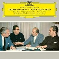 Geza Anda (Геза Анда): Beethoven: Triple Concerto
