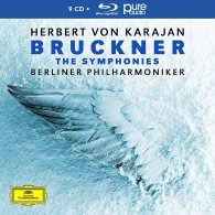 Herbert von Karajan (Герберт фон Караян): Bruckner: 9 Symphonien
