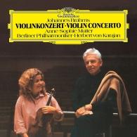 Anne-Sophie Mutter (Анне-Софи Муттер): Brahms: Violin Concerto In D, Op.77