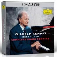 Wilhelm Kempff (Вильгельм Кемпф): Complete Beethoven Sonatas