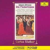 Carlos Kleiber (Карлос Клайбер): Strauss - Die Fledermaus