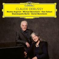 Martha Argerich (Марта Аргерих): Debussy: Fantaisie, Violin Sonata, Cello Sonata, La mer