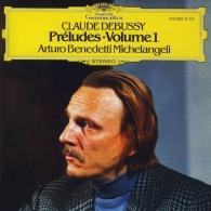 Arturo Benedetti Michelangeli (Артуро Бенедетти Микеланджели): Debussy: Préludes I