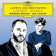 Matthias Goerne (Маттиас Гёрне): Beethoven Songs