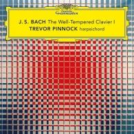 Trevor Pinnock (Тревор Пиннок): Bach: The Well-Tempered Clavier, Book 1, BWV 846-869