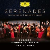 Daniel Hope (Дэниэл Хоуп): Tchaikovsky / Elgar / Mozart: Serenades