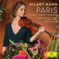 Hilary Hahn (Хилари Хан): Paris