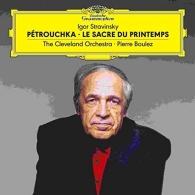 Pierre Boulez (Пьер Булез): Stravinsky: Petrouchka; Le Sacre du Printemps