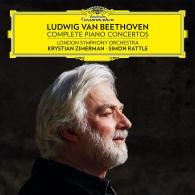 Krystian Zimerman (Кристиан Цимерман): Beethoven: Complete Piano Concertos