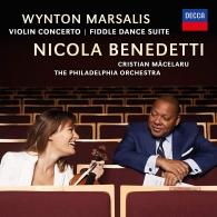Nicola Benedetti (Никола Бенедетти): Marsalis: Violin Concerto & Fiddle Dance Suite
