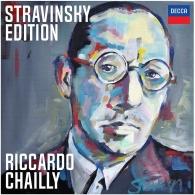 Riccardo Chailly (Рикардо Шайи): Stravinsky Edition