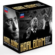 Karl Böhm (КарлБём): Complete Decca & Philips Recordings