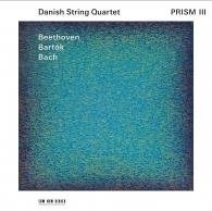 Danish String Quartet (Даниш Стринг Квартет): Prism Iii: Beethoven/Bartók/Bach