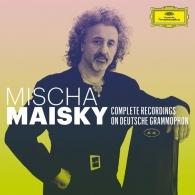 Mischa Maisky (Миша Майский): Mischa Maisky: Complete Recordings on Deutsche Grammophon