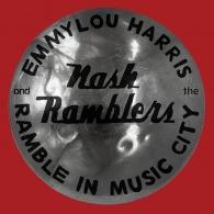 Emmylou Harris (Харрис Эммилу): Ramble In Music City: The Lost Concert