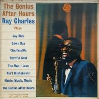 Ray Charles (Рэй Чарльз): The Genius After Hours